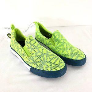 Cat & Jack Toddler Boys Kiefer Sneakers Green Navy